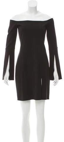 Alexis Off-The Shoulder Mini Dress