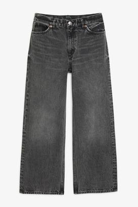Monki Yoko cropped jeans