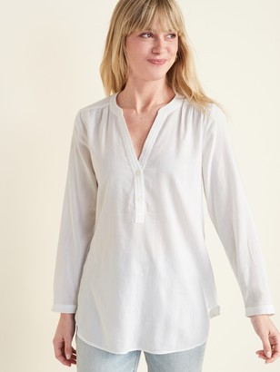 Old Navy Lightweight Popover Tunic for Women