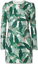 Rachel Zoe Amelia Sequined Crepe Mini Dress - Green