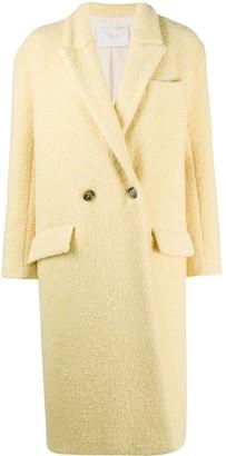 Tela Faux Fur Long-Length Coat