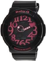 Casio Women's Baby-G BGA130-1B Resin Quartz Watch