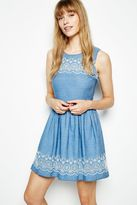 Jack Wills Dress - Ryarsh Embroidered