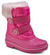 Circo Girl's Nina Fur Winter Boots - Assorted Colors