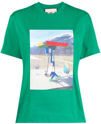 Plan C Swings T-shirt