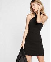 Express halter neck dress
