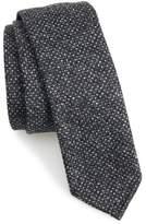 BOSS Melange Wool Skinny Tie
