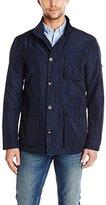 Ben Sherman Men's Memory Field Long Sleeve Jacket