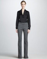 Rachel Zoe Hutton Flared Pants, Faded Black