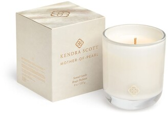 Kendra Scott Mother-of-Pearl Large Tumbler Candle