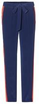 Tory Burch Desmond silk trousers