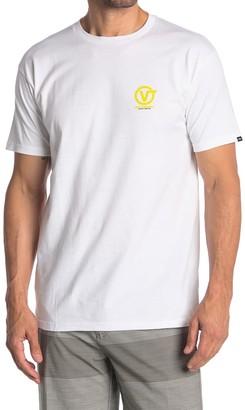 Vans Pixelated Short Sleeve T-Shirt