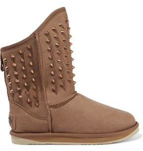 Australia Luxe Collective Pistol Studded Shearling Boots