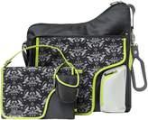 JJ Cole JMSBD System Diaper Bag