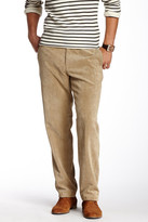 "Louis Raphael Cord Tailored Modern Fit Pant - 30-34"" Inseam"