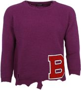 Raf Simons Destroyed B Sweater