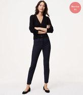 LOFT Tall Skinny Micro Plaid Ankle Pants in Marisa Fit