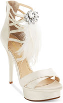 Enzo Angiolini Langford Platform Evening Sandals