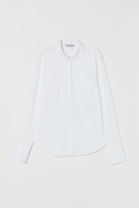 H&M Stretch Shirt