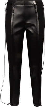Burberry Skinny Fit Trousers