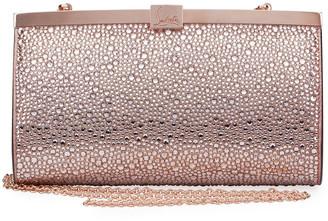 Christian Louboutin Palmette Small Clutch Bag