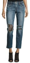 Joe's Jeans The Billie Boyfriend Slim Ankle Jeans, Leora