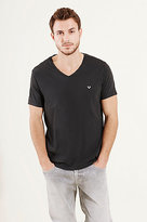 True Religion V Neck Mens Tee