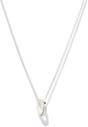 Le Gramme 1.1g Sterling-silver Pendant Necklace - Silver