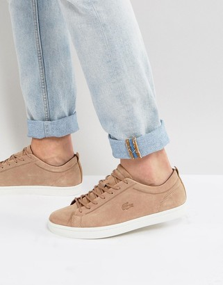 Lacoste Straightset 317 Suede Sneakers