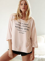 Supersoft Lounge Crewneck Pullover