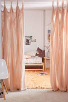 Urban Outfitters Knotted Window Curtain