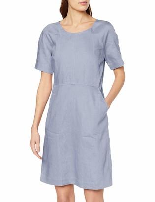 Noa Noa Women's Basic Linen Dress