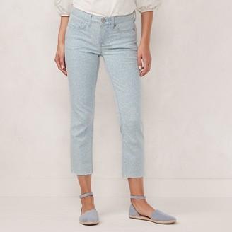 Lauren Conrad Women's The Skinny Crop Jeans