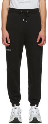 Han Kjobenhavn Black Logo Lounge Pants