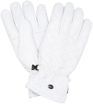 Goldbergh Nishi leather ski gloves