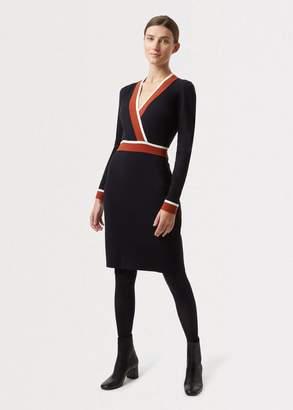 Hobbs Helena Knitted Dress