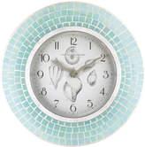 Asstd National Brand FirsTime Mosaic Wall Clock