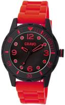 Crayo Splash Collection CRACR2203 Unisex Watch with Silicone Strap