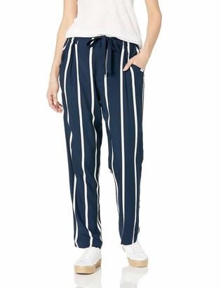 Obey Womens Baldwin TIE Belt Pant
