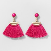 BaubleBar SUGARFIX by Fringe Tassel Drop Earrings