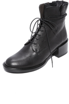 Coclico Mansi Lace Up Booties