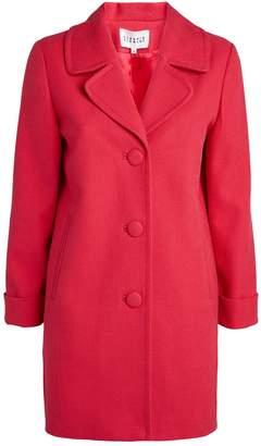 Claudie Pierlot Single-Breasted Coat