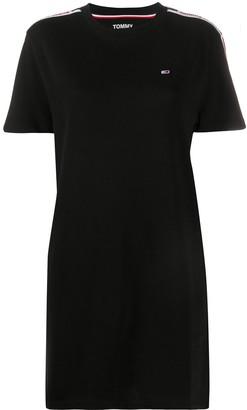 Tommy Jeans short sleeve T-shirt dress