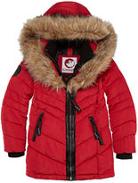 Asstd National Brand Canada Weather Gear Bubble Parka - Girls