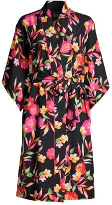 Natori Seville Floral Robe