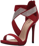 Qupid Women's GLADLY-15 Dress Sandal