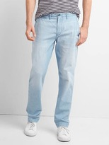 Gap Denim slim fit chinos (stretch)