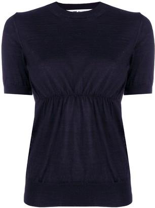 Comme des Garçons Comme des Garçons Short Sleeve Knitted Top