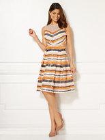 New York & Co. Eva Mendes Collection - Sabine Fringe Dress