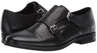 Calvin Klein Winthrope (Black Crust Leather) Men's Shoes